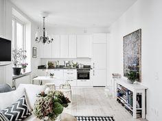 necesidades vivienda estilo nórdico escandinavo decoración mini piso decoración distribución piso pequeño Cómo crear un hogar perfecto blog interiores blog decoración low cost