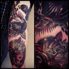 the best weight loss program James Mckenna, Dope Tattoos, Tatoos, Tattoo People, Traditional Ink, Best Weight Loss Program, Beautiful Tattoos, Tattoo Inspiration, Tattoo Designs