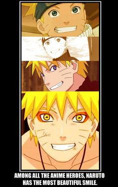 Even magnificent #Naruto's smiles won't make me put up with idiotic plot
