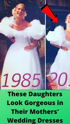 These #Daughters Look #Gorgeous in Their #Mothers' #Wedding Dresses Online Shopping Fails, Short Hair Cuts, Short Hair Styles, Hilarious Memes, Funny Humor, Funny Stuff, Funniest Memes, Random Stuff, Grey Hair Transformation