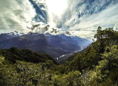 The Routeburn Track #greatwalker