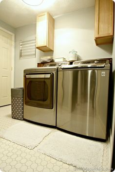 The new #basement #laundry room