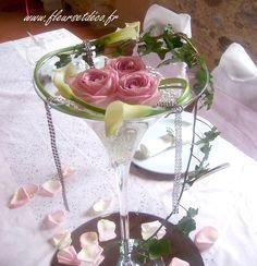 Vase cocktail