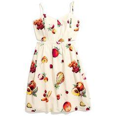A cute sun dress