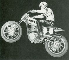 """""""The King"""" Kenny Roberts"""
