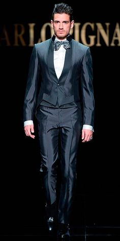 Carlo Pignatelli Spring/Summer 2016 Ceremonia Collection   Male Fashion Trends