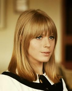 marianne faithfull + Chrissie Hynde= the look I am going for. Too bad I'm not as cool as either one.