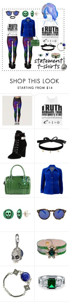 """Truly"" by ubm-store ❤ liked on Polyvore featuring Giuseppe Zanotti, Joomi Lim, Urban Junket, Marc Jacobs, Illesteva, Alexis Bittar, Shourouk, NOVICA, BERRICLE and Bling Jewelry"