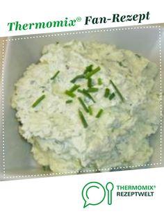 Frischkäseaufstrich von Thermomix Rezeptentwicklung. Ein Thermomix ® Rezept aus der Kategorie Saucen/Dips/Brotaufstriche auf www.rezeptwelt.de, der Thermomix ® Community.