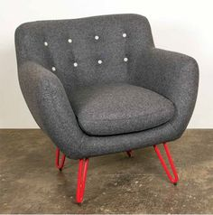 Briggs lounge chair from Nuevo