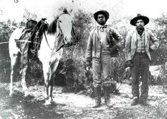 OLD WEST FACT: Black Cowboys