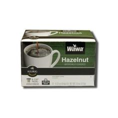 Wawa Single Cup Coffee KCups for Keurig Brewers  12 Count Hazelnut * Want additional info? Click on the image.