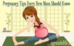 Pregnancy Tips Every New Mom Should Know