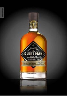 "Whisky Belfast: Here Comes ""The Quiet Man"""