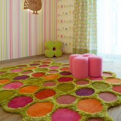 Kids Area Rug For S Bedroom Or Playroom Childrens Rugs