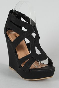 Black wedges! I have these babies coming in the mail!! Can't wait they are soo cute!