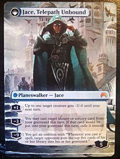 Full Art Jace Extensionbuy it here:http://goo.gl/vh8suD