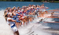 aquanuts+water+ski+show+team+photos | Aquanut Water Ski Team takes fourth at state tournament