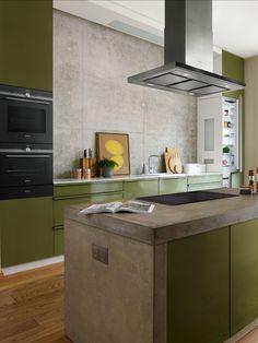 Siemens studioLine – Exklusivität in Perfektion Kitchen Island, Design, Home Decor, Environment, Houses, Oven, Island Kitchen, Decoration Home, Room Decor