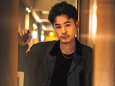 Asian Men, Hot Guys, Tokyo, Hairstyle, Stylish, Orange, Awesome, Hair Job, Hair Style