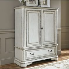 White Wood Dressers You Ll Love Wayfair White Wood