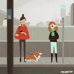 Fox ADHD Gifs on Behance