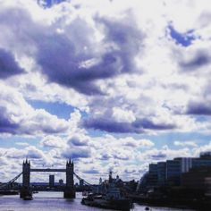 There are some views that you never tire of even after 8 years in London, especially on a weather changing / cloudy day like today.  #London #sky #bluesky #towerbridge #photography #cityliving #city #cityscape #urbanlandscape #Thames #river #riverview #photo #photooftheday #timeoutlondon #thisislondon #prettycitylondon