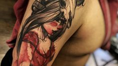 awesome-watercolor-tattoo