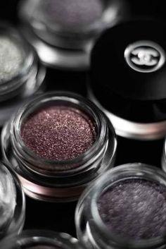 Chanel eyeshadow    pinterest.com/... twitter.com/... instagram.com/...