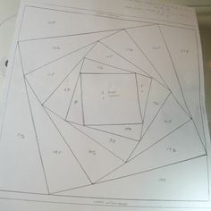 Paper Piecing Patterns Free Printables   You don't need any special equipment for paper-piecing, but I do use ...