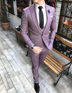 Wearing Stylish Mens Fashion Jackets - Top Fashion For Men Blazer Outfits Men, Mens Fashion Blazer, Stylish Mens Fashion, Suit Fashion, Fashion Rings, Designer Suits For Men, Designer Clothes For Men, Prom Clothes For Men, Dress Suits For Men