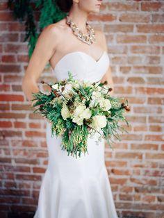 Simple, white, elegant Casablanca wedding dress  http://www.laneigebridal.com/