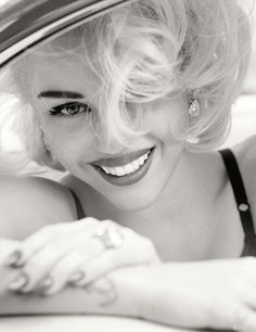 Miley for Vogue Germany