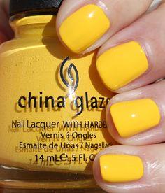 China Glaze - Happy Go Lucky