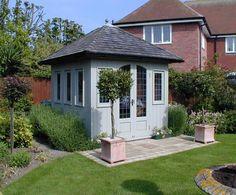 Bespoke timber summerhouse