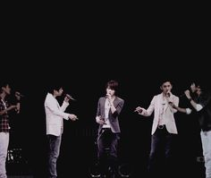 Five voices. One Harmony. Dong Bang Shin Ki