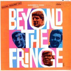 Fringe Benefit    Beyond the Fringe  Bennett, Cook, Miller, Moore  Capitol SW1792  1962