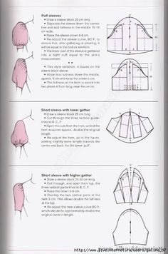 Sewing Tips 448037862932917451 - Express Moda . Discussion on LiveInternet – Rossi …. Discussion on LiveInternet – Rossi … – Best Sewing Tips – Source by clydele Dress Sewing Patterns, Clothing Patterns, Kurti Patterns, Sewing Clothes, Diy Clothes, Sewing Tutorials, Sewing Projects, Sewing Tips, Sewing Sleeves