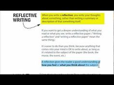 reflective essay examples management