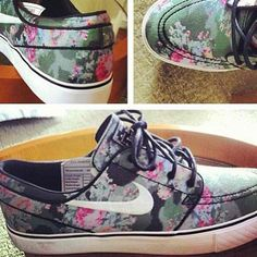 Nike SB Stefan Janoski Low Digi Floral (Summer 2013) Preview