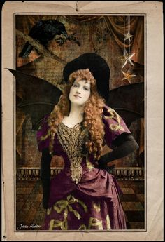 Queen of Bows - Jean Hutter - Digital Views