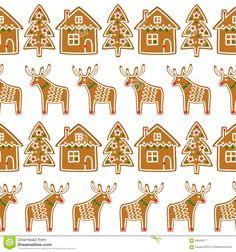 modelo-inconsútil-con-las-galletas-del-pan-de-jengibre-de-la-navidad-árbol-de-navidad-ciervo-casa-59643677.jpg (1300×1390)