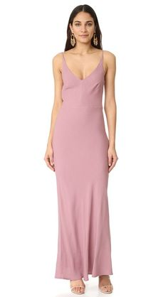 Line & Dot Robaina Bias Dress
