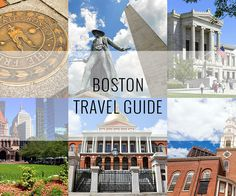 A essential travel guide to Boston, Massachusetts, USA Vacation Places, Places To Travel, Travel Destinations, Vacations, Vacation Ideas, Empire State Building, Monument Valley, Utah, Boston Travel Guide