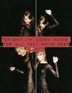 Dance Taylor, Dance!