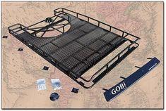Gobi Ranger FJ Cruiser Tire Carrier Roof Rack w/ FREE Ladder & Shipping!