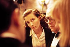 Remains Of The Day - Behind The Scenes - Emma Thompson and Anthony Hopkins