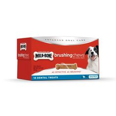 Milk-Bone Brushing Chews Dog Treats -- Additional details at the pin image, click it  : Dog treats