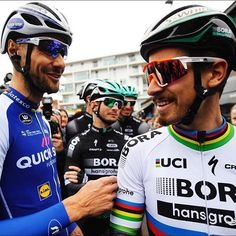 Tom Boonen, Peter Sagan Scheldeprijs 2017