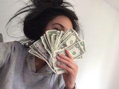 money, girl, and tumblr resmi